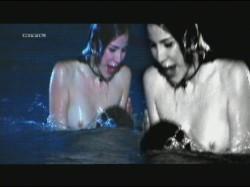Lena Meyer-Landrut nackt oben ohne