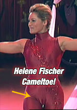 Helene Fischer nackt Cameltoe