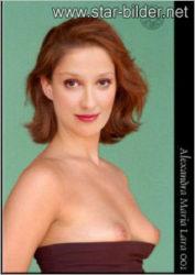 alexandra maria lara oben ohne titten nacktfoto